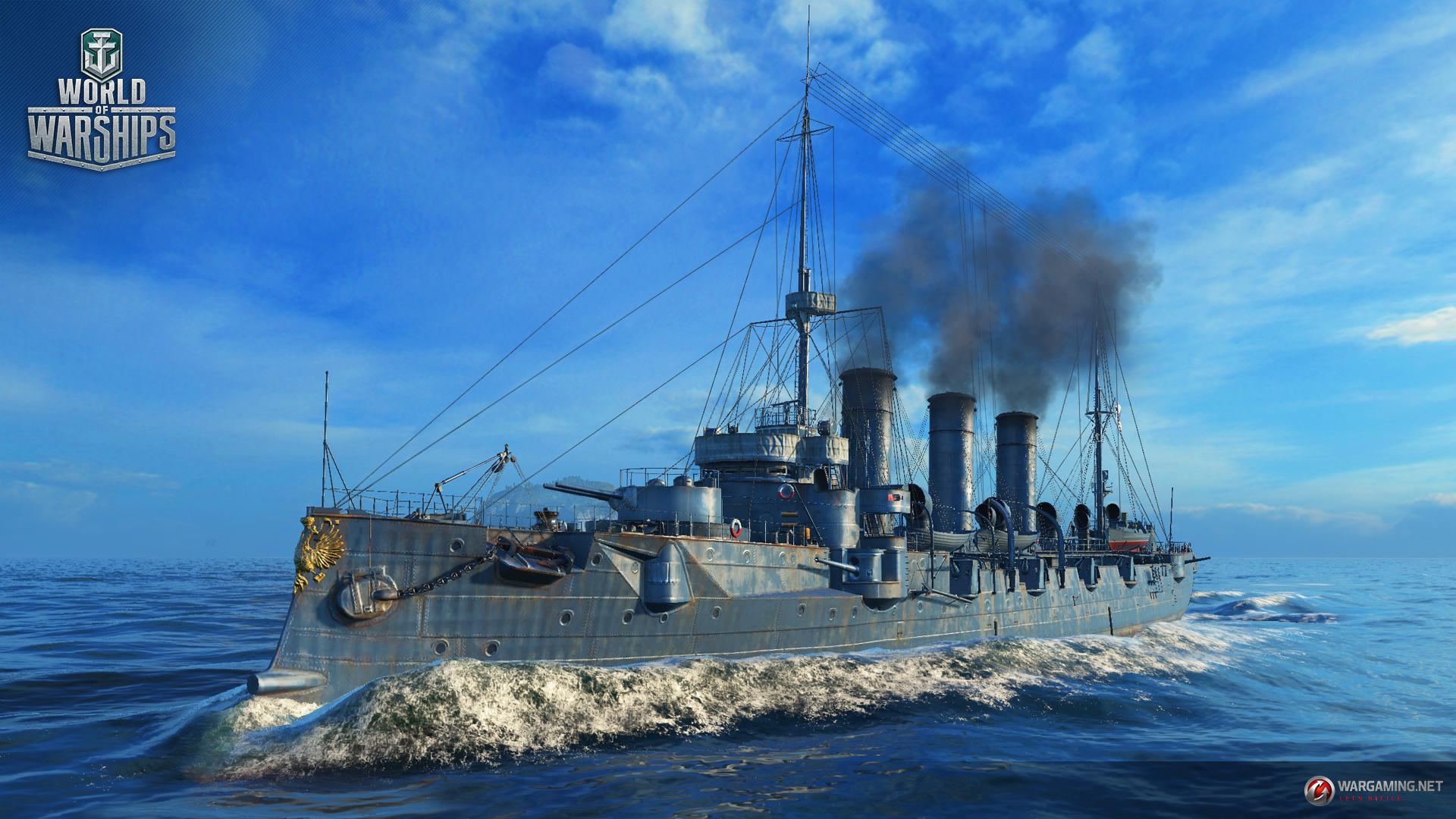 Гайды по советским крейсерам. «Богатырь» | World of Warships