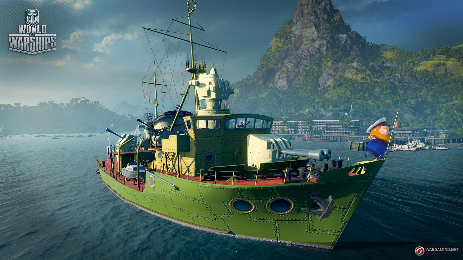 Скачать игру world of warships на компьютер