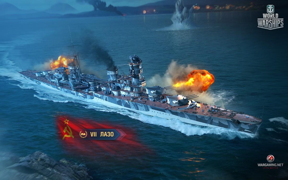 Обои wg, wargaming net, wows, мир кораблей, шторм. Игры foto 7