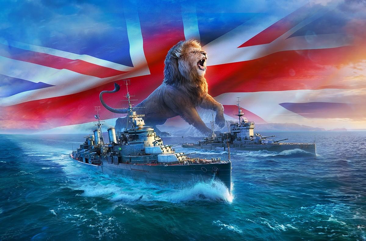 Картинки по запросу британский флот wows