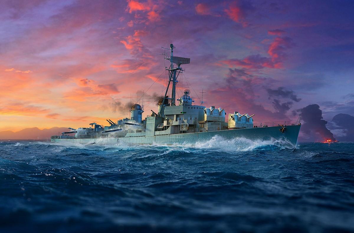 """Картинки по запросу """"эсминцы world of warships"""""""